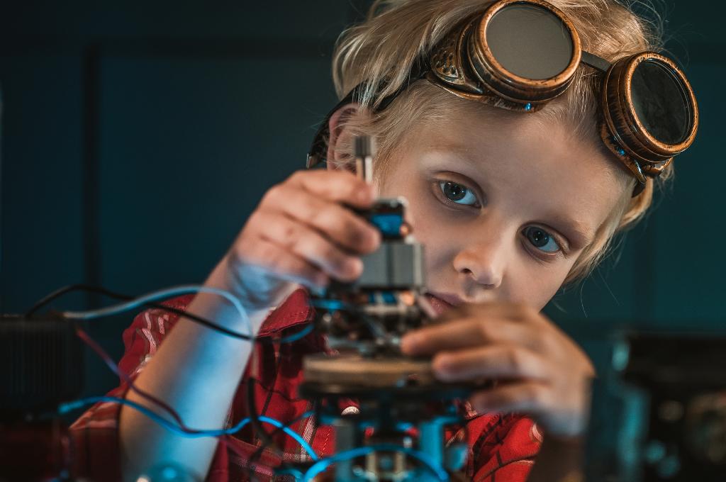 Najdziwniejsze wynalazki dedykowane dzieciom