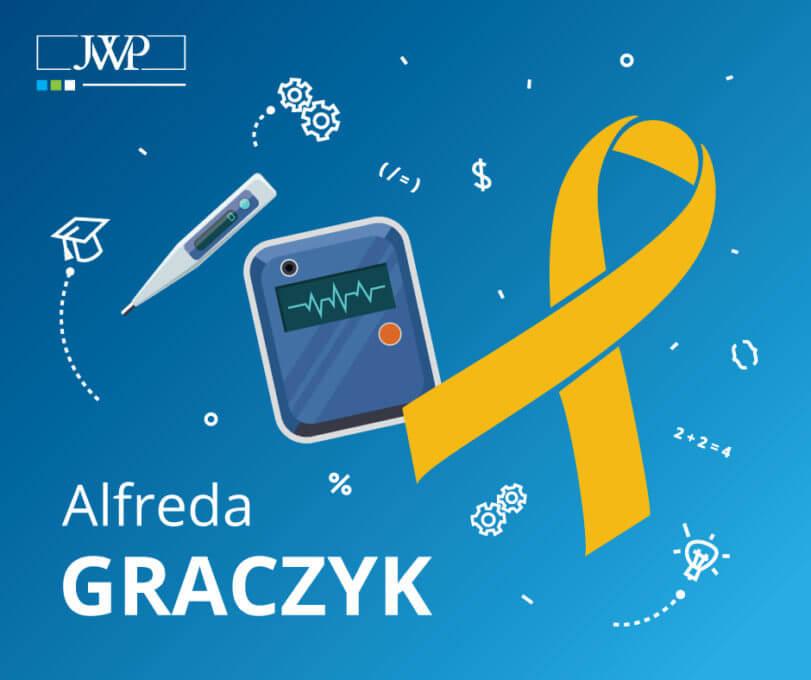Alfreda Graczyk – Prestiżowe odkrycie w dziedzinie diagnostyki i leczenia chorób nowotworowych