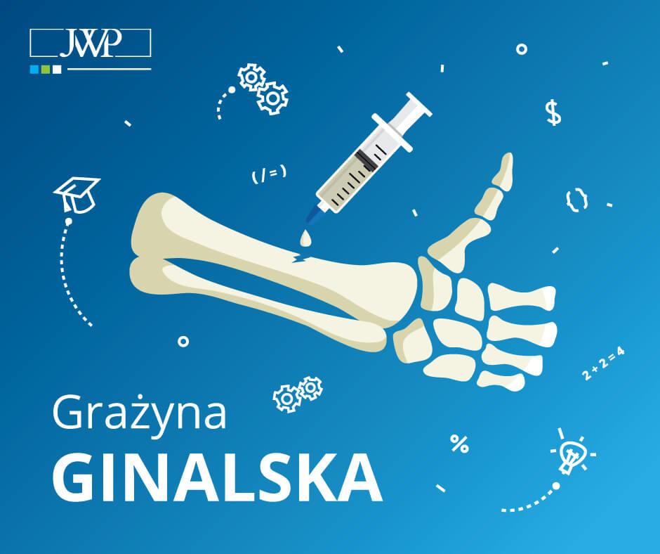 Grażyna Ginalska – Gigantyczny postęp w dziedzinie chirurgii