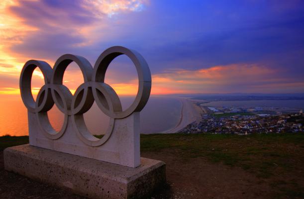 Olimpijskie znaki towarowe